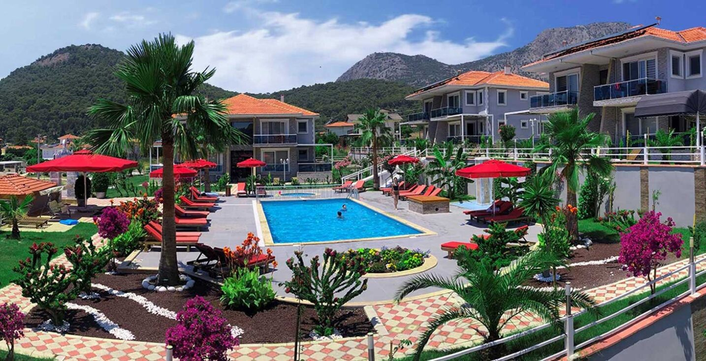 Holiday Rentals in Sarıgerme Turkey