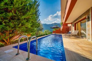 Gocek Holiday Rental Villa with Private Pool