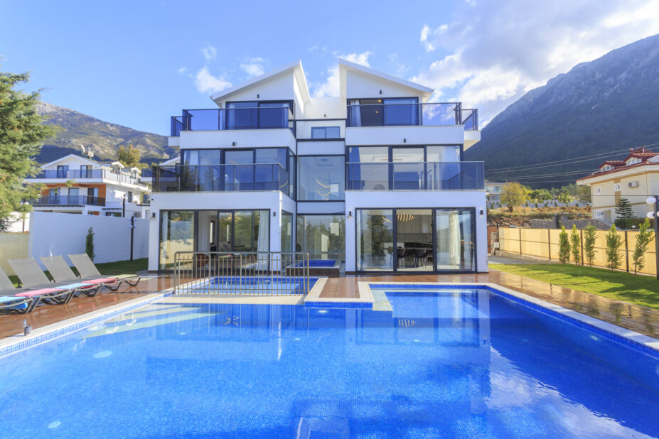 Holiday Villa for Rent with Pool in Ovacik, Fethiye, Turkey