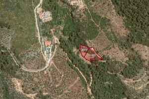 Land With Seaview for Sale in Fethiye
