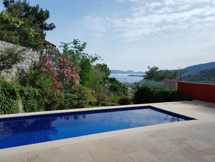 Holiday Villa for Rent in Gocek Turkey