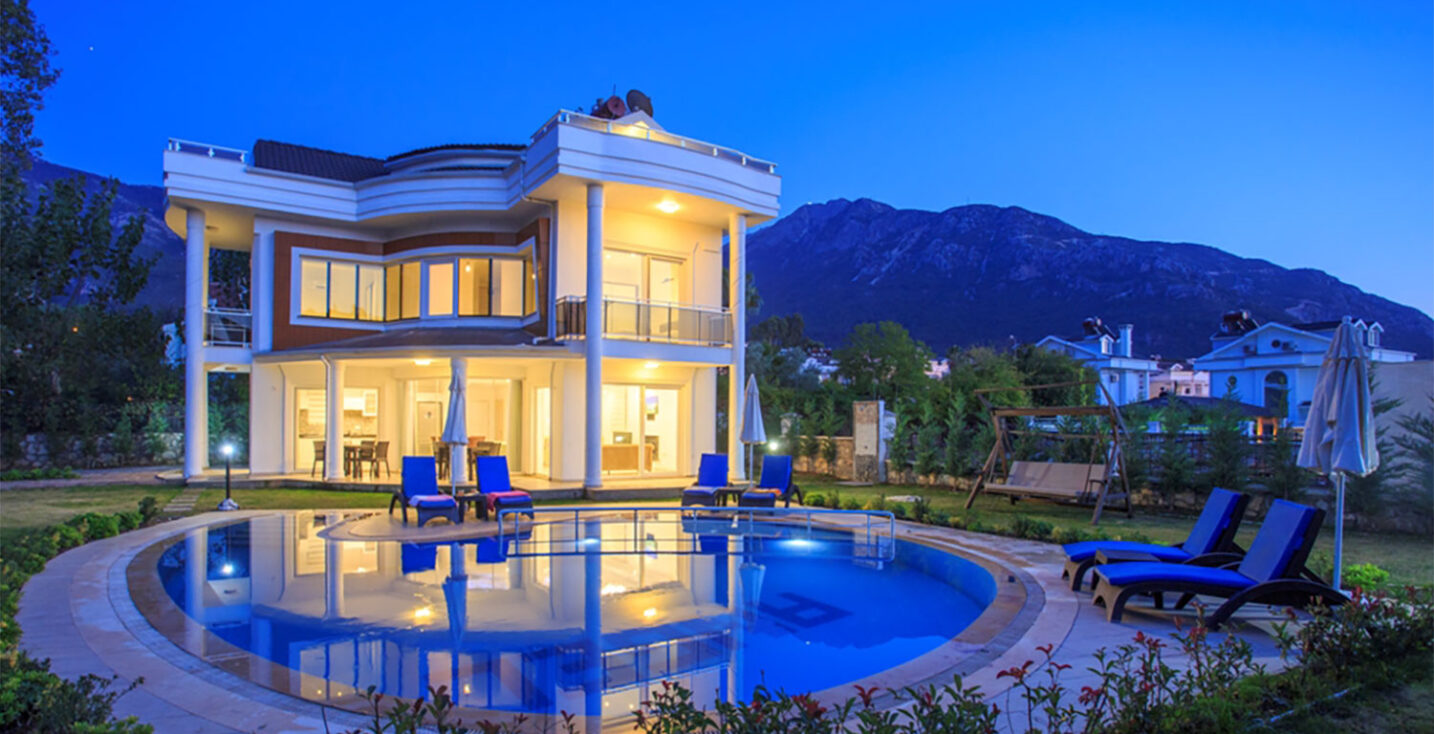Holiday Rental Villa near Oludeniz in Fethiye Turkey
